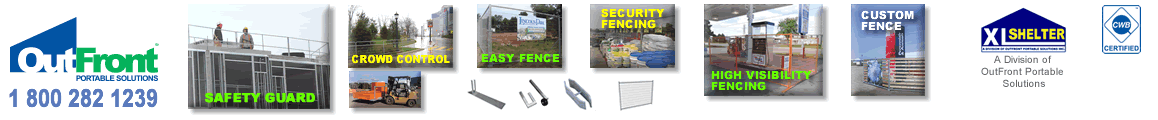 Easy Fence-Safety Guard Fence-Crowd Control Fence-Security Fencing