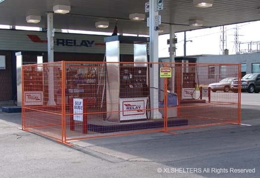 Easy Fence Rentals By Outfront Portable Solutions
